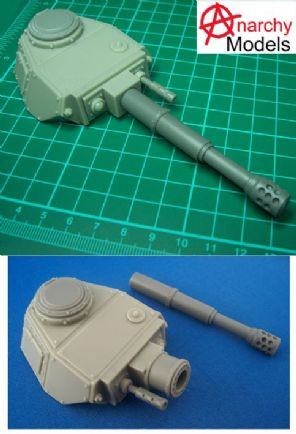 1x P4 Stormwalker Turret